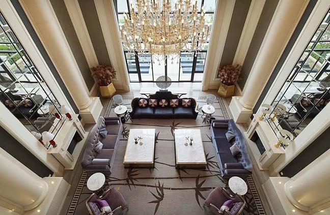 Ngắm nhìn vẻ đẹp sang trọng của căn biệt thự cổ điển như khách sạn 5 sao