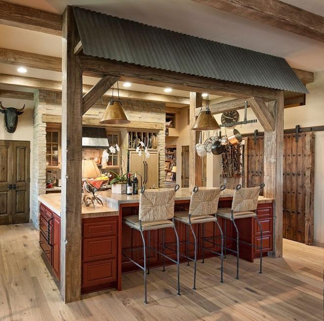 Tổng hợp mẫu phòng bếp cho biệt thự cổ điển theo phong cách Bắc Âu