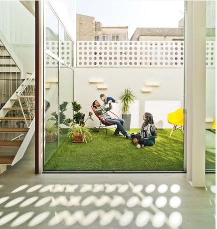 biệt thự nhà vườn hiện đại
