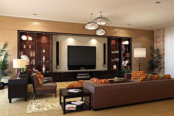 Khám phá mẫu thiết kế phòng khách dành cho biệt thự đẳng cấp