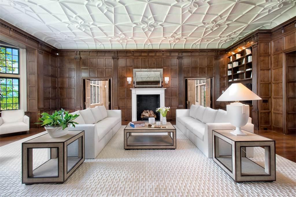 thiết kế phòng khách cho biệt thự đẳng cấp