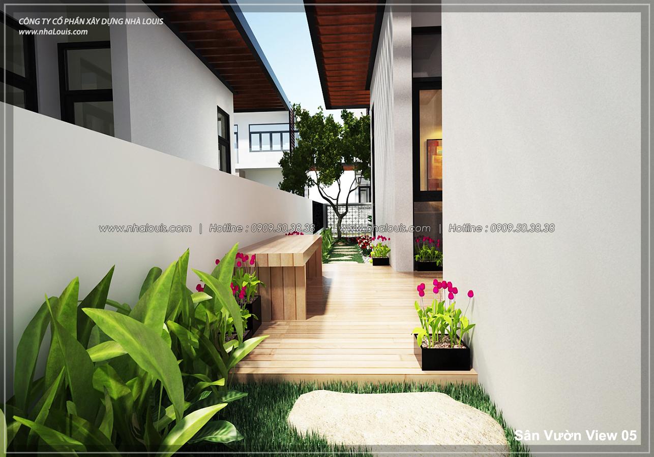 Mẫu thiết kế biệt thự vườn Lucasta Villa xanh mát cùng thiên nhiên