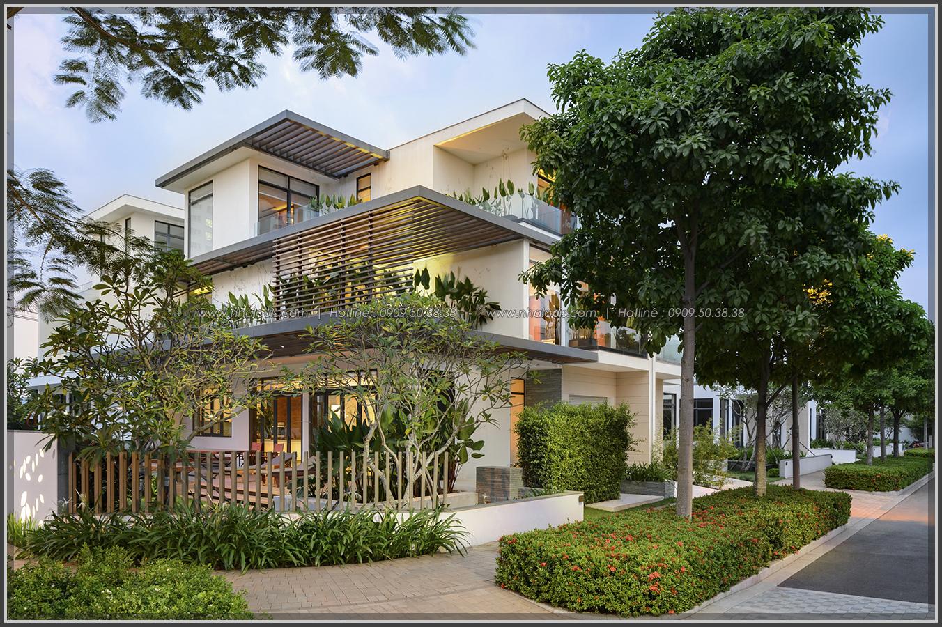 Thiết kế nội thất biệt thự Lucasta Villa tại quận 9 xứng tầm đẳng cấp