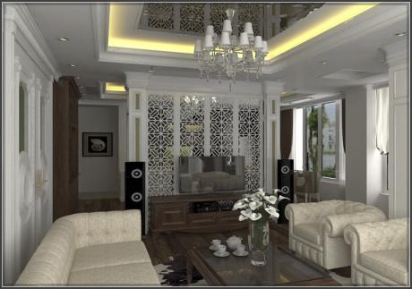 Thiết kế nội thất tân cổ điển cho biệt thự đẹp ấn tượng và đẳng cấp - 1