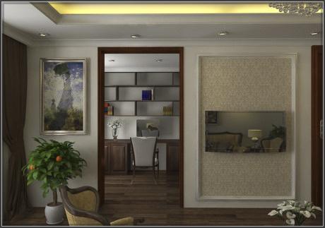 Thiết kế nội thất tân cổ điển cho biệt thự đẹp ấn tượng và đẳng cấp - 4