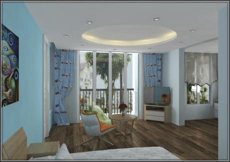 Thiết kế nội thất tân cổ điển cho biệt thự đẹp ấn tượng và đẳng cấp - 6