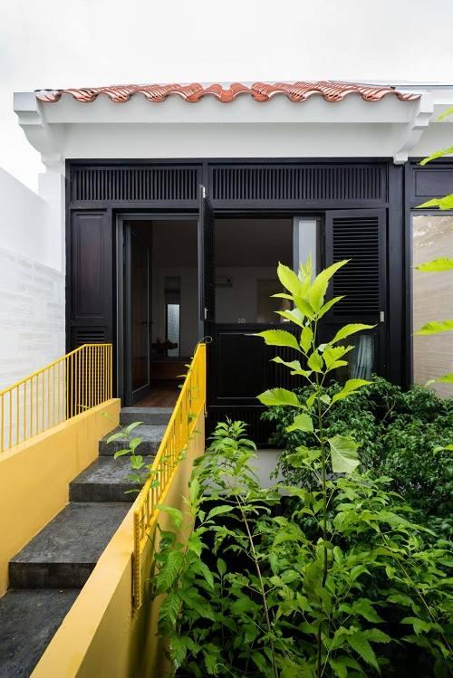 Không gian xanh mát hơn cùng với mẫu biệt thự vườn hiện đại