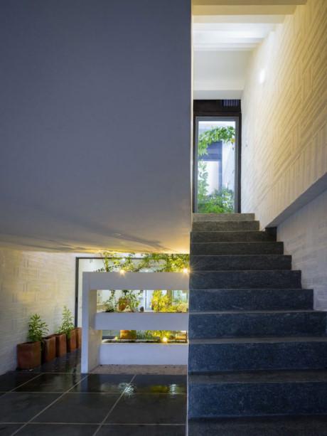 Không gian xanh mát hơn cùng với mẫu biệt thự vườn hiện đại - 05