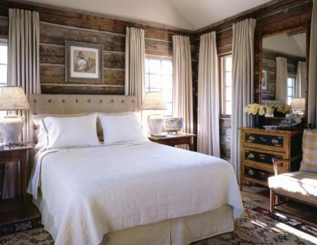 Phong cách Rustic dành cho phòng ngủ xinh đẹp lãng mạn - 02
