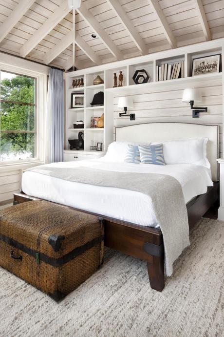Phong cách Rustic dành cho phòng ngủ xinh đẹp lãng mạn - 03