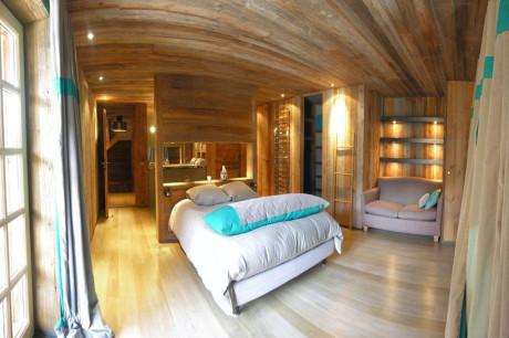 Phong cách Rustic dành cho phòng ngủ xinh đẹp lãng mạn - 04
