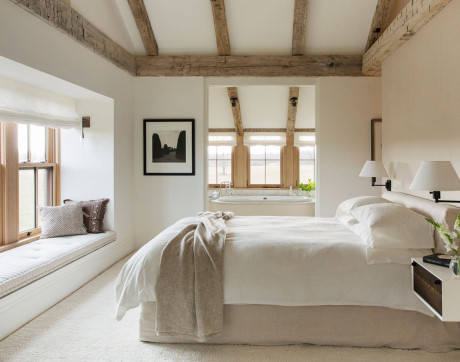 Phong cách Rustic dành cho phòng ngủ xinh đẹp lãng mạn - 05