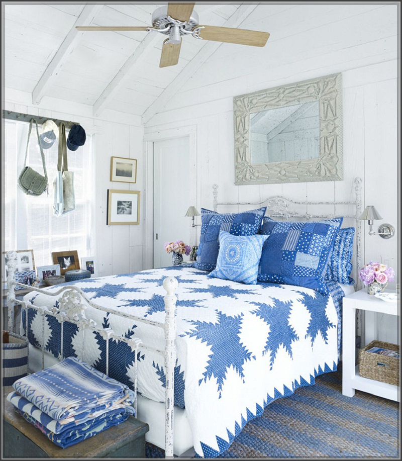 """Phòng ngủ đẹp mê hồn khiến ai ngắm nhìn đều có thể """"tan chảy"""" - 03"""