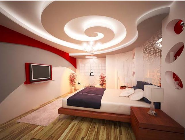 """Phòng ngủ đẹp mê hồn khiến ai ngắm nhìn đều có thể """"tan chảy"""" - 04"""