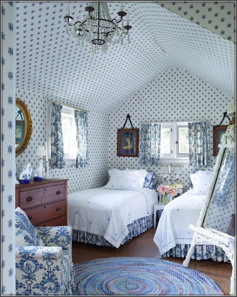 """Phòng ngủ đẹp mê hồn khiến ai ngắm nhìn đều có thể """"tan chảy"""" - 05"""