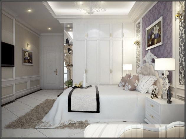 Biệt thự cổ điển Pháp xinh đẹp với thiết kế nội thất bên trong cực chất - 04