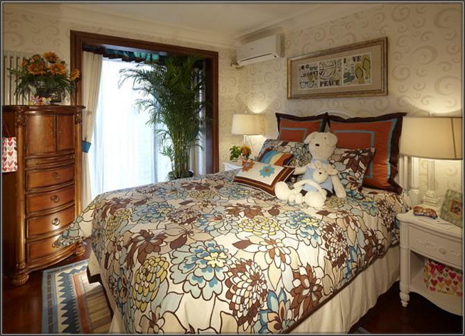 Biệt thự cổ điển Pháp xinh đẹp với thiết kế nội thất bên trong cực chất - 06