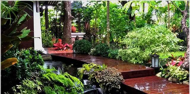 Biệt thự sân vườn đẹp khiến nhiều người lạc lối khi bước vào - 06