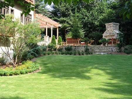 Biệt thự sân vườn đẹp khiến nhiều người lạc lối khi bước vào - 07