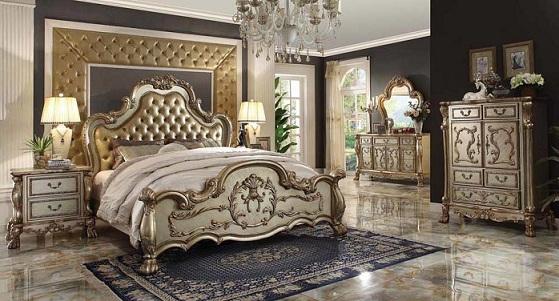 Chiêm ngưỡng không gian phòng ngủ tân cổ điển đẹp mê hồn
