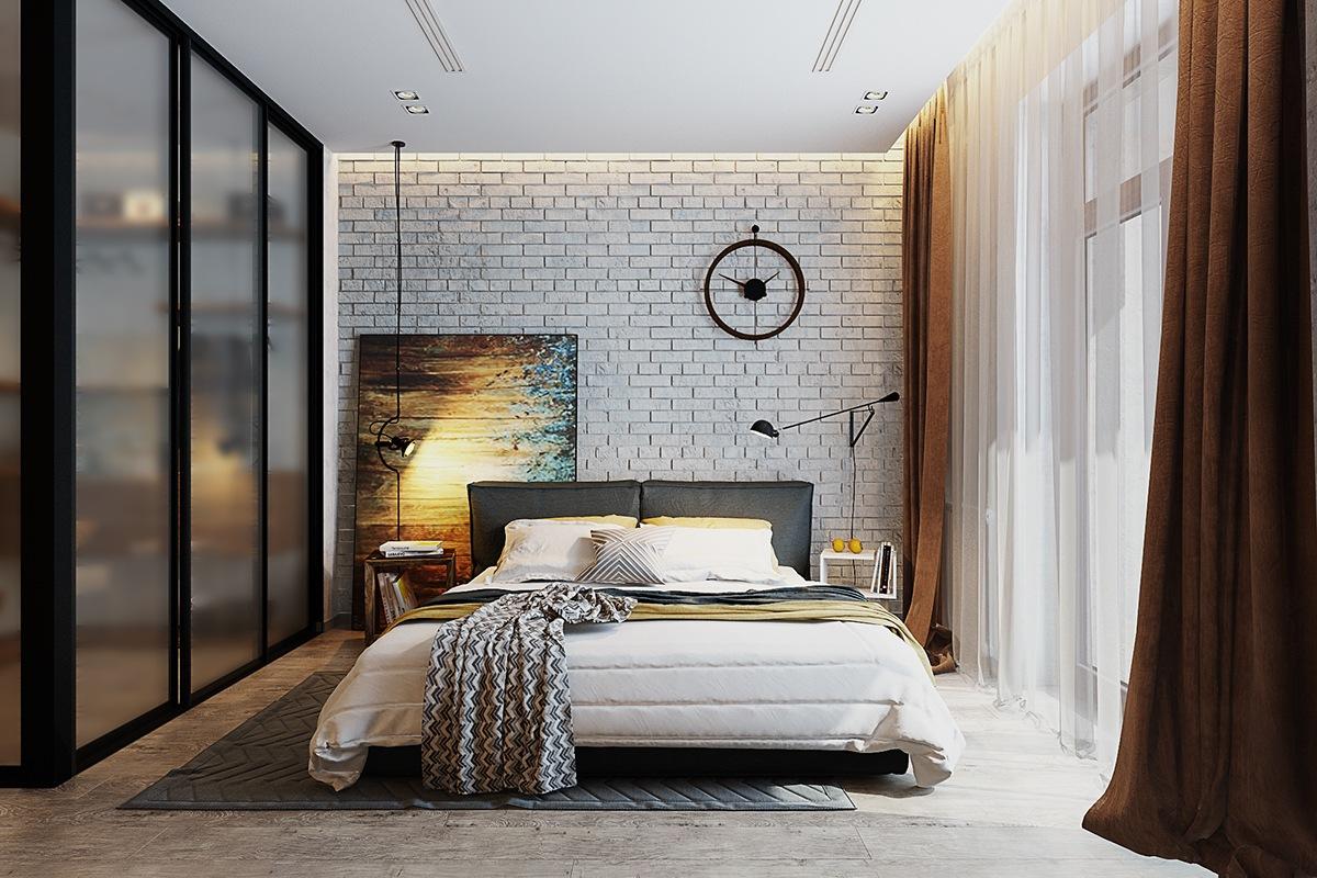 Ghi dấu ấn cá nhân với những bức tường đẹp trong phòng ngủ