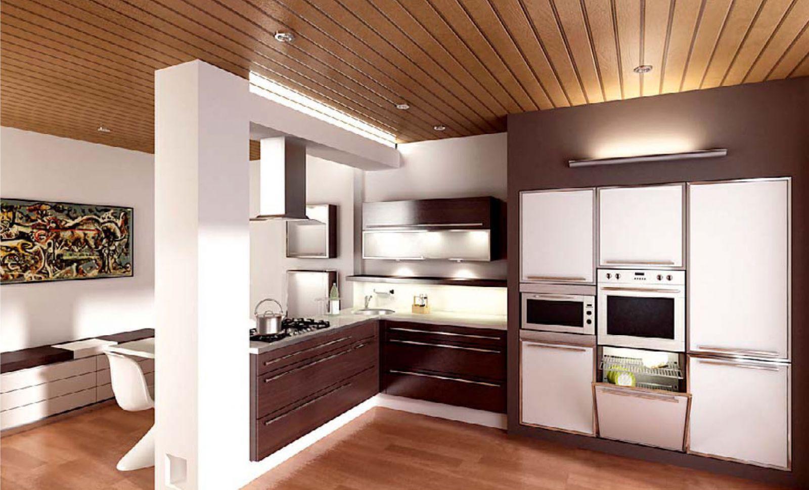 Giới thiệu những mẫu phòng bếp đẹp khiến các bà nội trợ mê tít