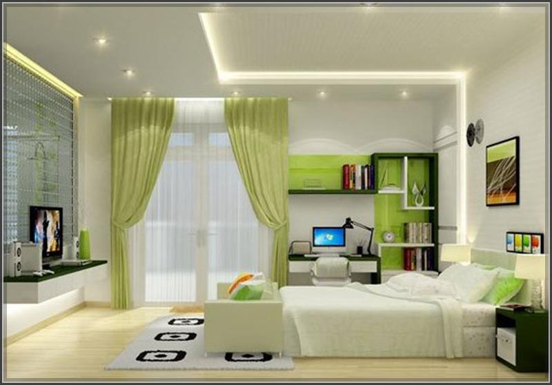 Loạn nhịp với những lựa chọn đầy sắc màu cho phòng ngủ
