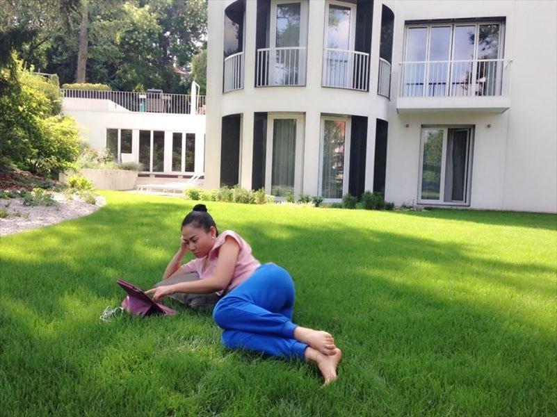 Thư giãn tột độ khi ở trong biệt thự vườn xanh mát của ca sĩ Thu Minh - 04