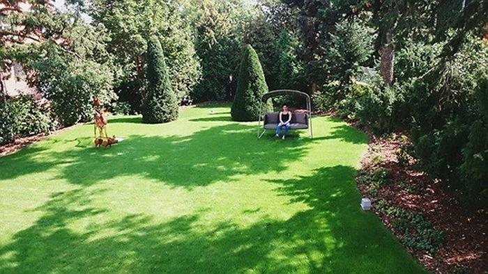 Thư giãn tột độ khi ở trong biệt thự vườn xanh mát của ca sĩ Thu Minh - 06