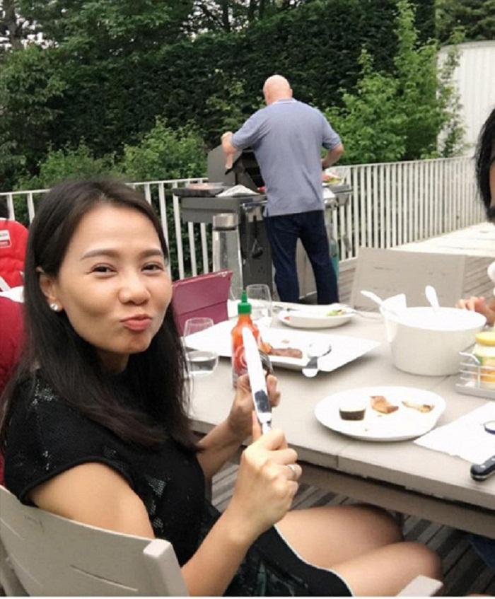 Thư giãn tột độ khi ở trong biệt thự vườn xanh mát của ca sĩ Thu Minh - 07