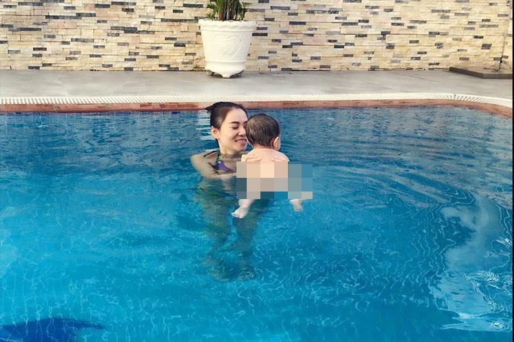 Thư giãn tột độ khi ở trong biệt thự vườn xanh mát của ca sĩ Thu Minh - 10