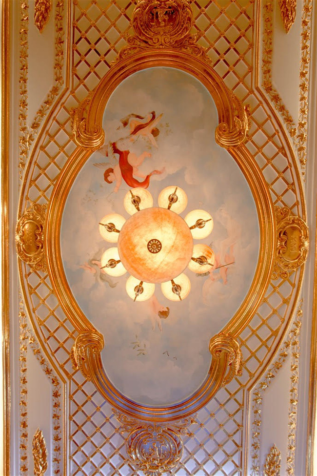 Trầm trồ ngắm nhìn biệt thự cổ điển dát vàng sang chảnh của Lý Nhã Kỳ - 14