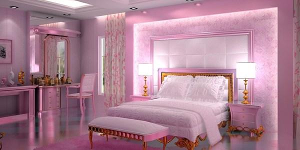 Xiêu lòng với những không gian phòng ngủ lãng mạn