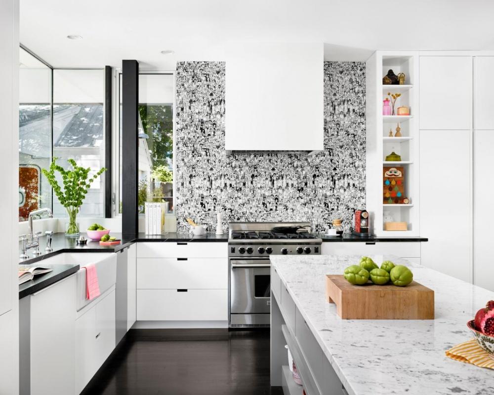 7 ý tưởng cho phòng bếp biệt thự đẹp mê ly
