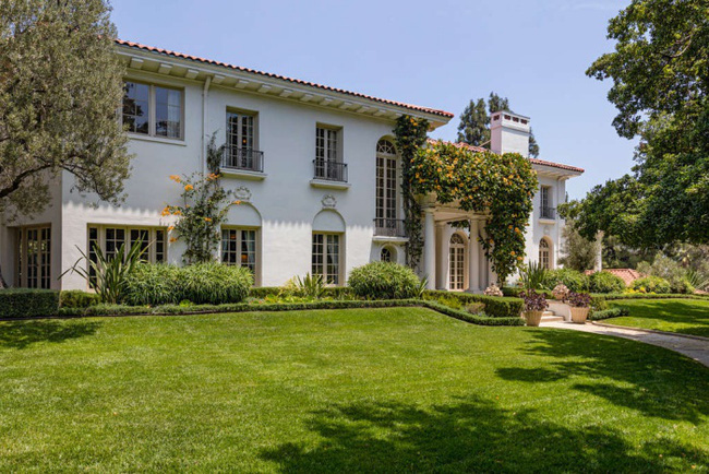 Ngỡ ngàng với ngôi biệt thự của Angelina Jolie trị giá 25 triệu đô - 02