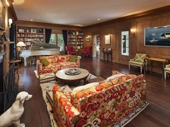Biệt thự của Drew Barrymore phong cách cổ điển cực chất trị giá triệu đô - 07