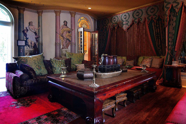 Biệt thự của Victoria Beckham tại Mỹ với phong cách Phục Hưng ấn tượng - 09