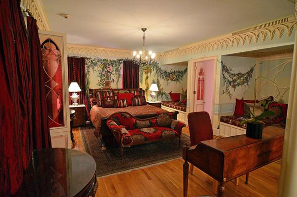 Biệt thự của Victoria Beckham tại Mỹ với phong cách Phục Hưng ấn tượng - 10
