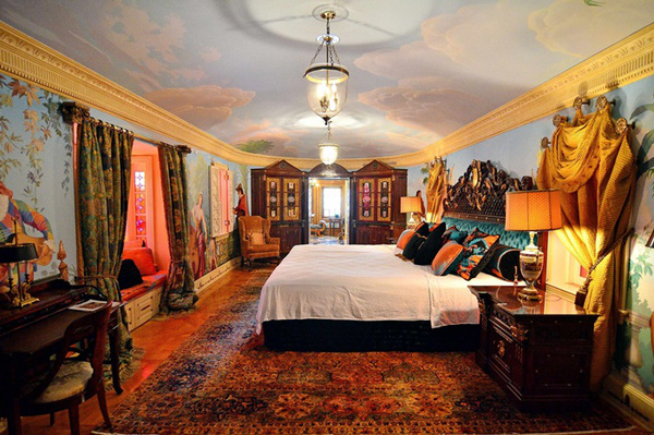 Biệt thự của Victoria Beckham tại Mỹ với phong cách Phục Hưng ấn tượng - 11
