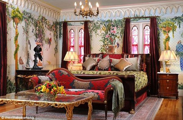 Biệt thự của Victoria Beckham tại Mỹ với phong cách Phục Hưng ấn tượng - 13