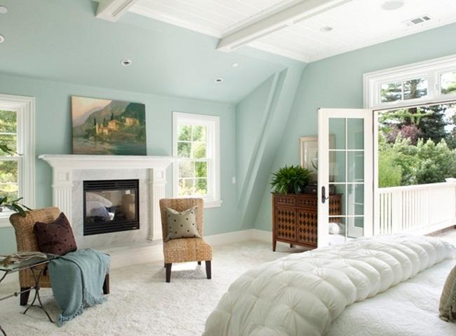 Thêm ghế mây thêm ấn tượng cho phòng ngủ