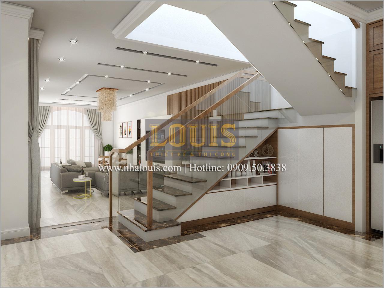 Thiết kế biệt thự cổ điển kết hợp kinh doanh tại Đồng Nai diễm lệ và kiêu sa - 12