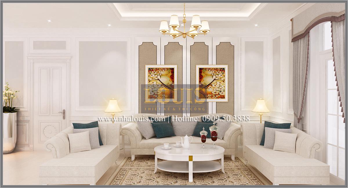 Thiết kế biệt thự cổ điển kết hợp kinh doanh tại Đồng Nai diễm lệ và kiêu sa - 16