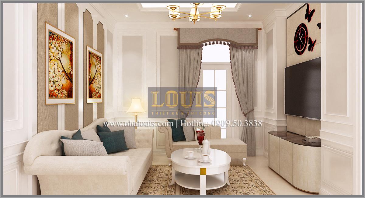 Thiết kế biệt thự cổ điển kết hợp kinh doanh tại Đồng Nai diễm lệ và kiêu sa - 17