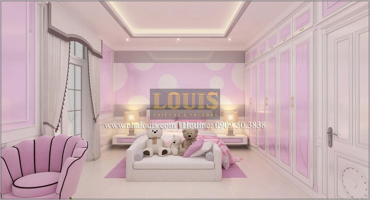 Thiết kế biệt thự cổ điển kết hợp kinh doanh tại Đồng Nai diễm lệ và kiêu sa - 21