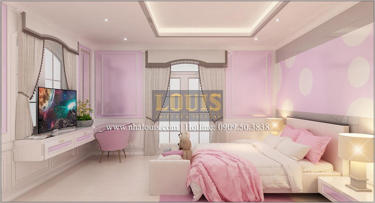 Thiết kế biệt thự cổ điển kết hợp kinh doanh tại Đồng Nai diễm lệ và kiêu sa - 22
