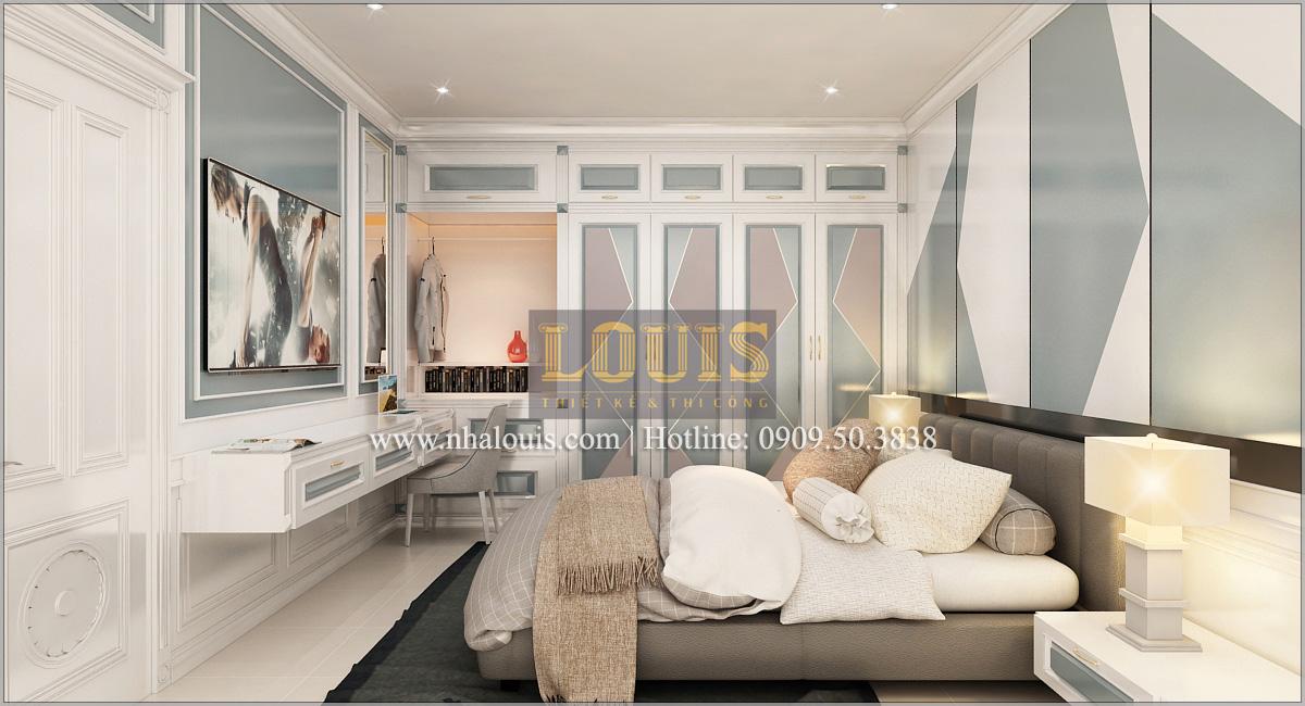 Thiết kế biệt thự cổ điển kết hợp kinh doanh tại Đồng Nai diễm lệ và kiêu sa - 23