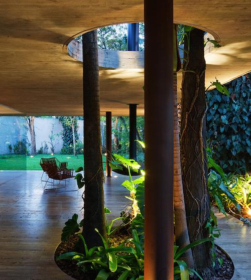 Ngắm không gian mở tuyệt đẹp của biệt thự Casa Toblerone