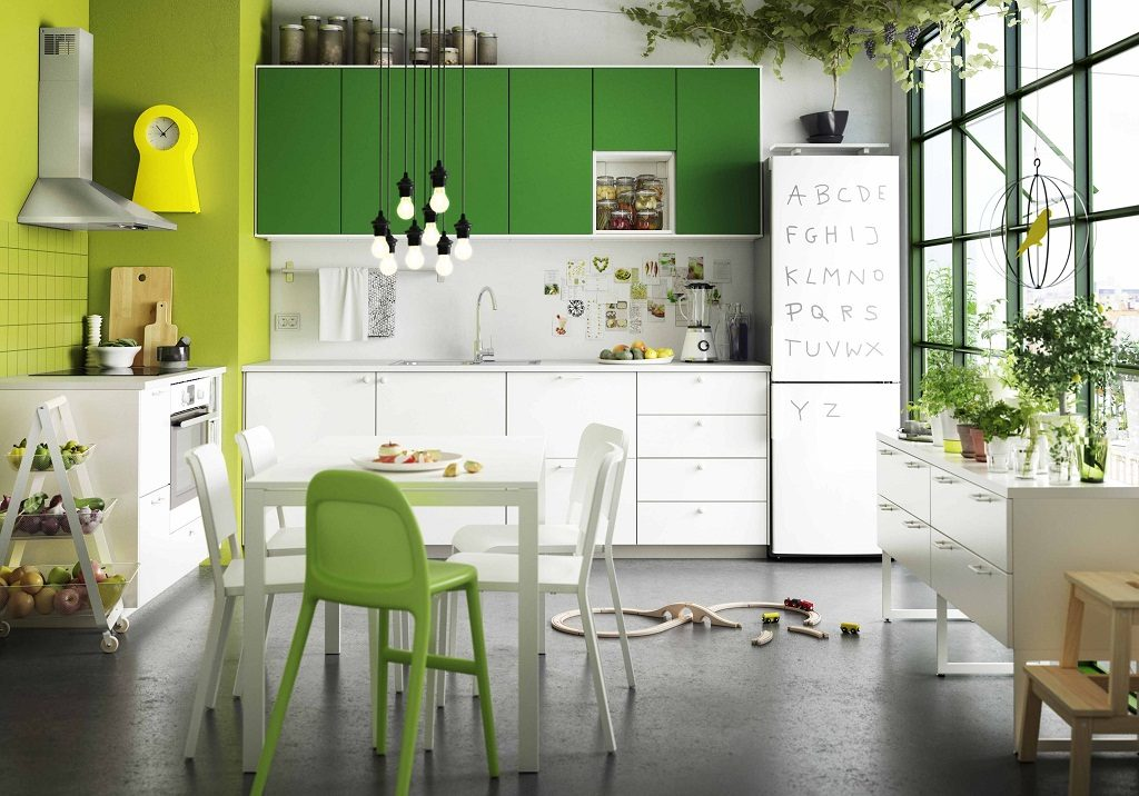 10 xu hướng thiết kế phòng bếp đẹp ấn tượng và mới nhất - 02