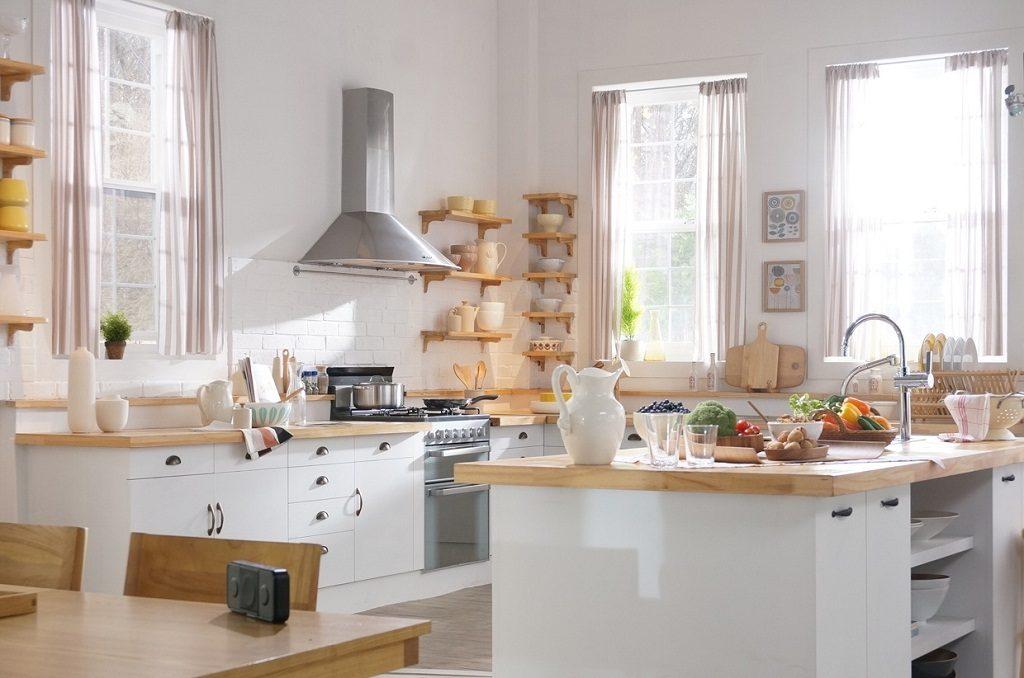 10 xu hướng thiết kế phòng bếp đẹp ấn tượng và mới nhất - 12